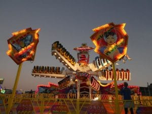 ekka rides prices and passes