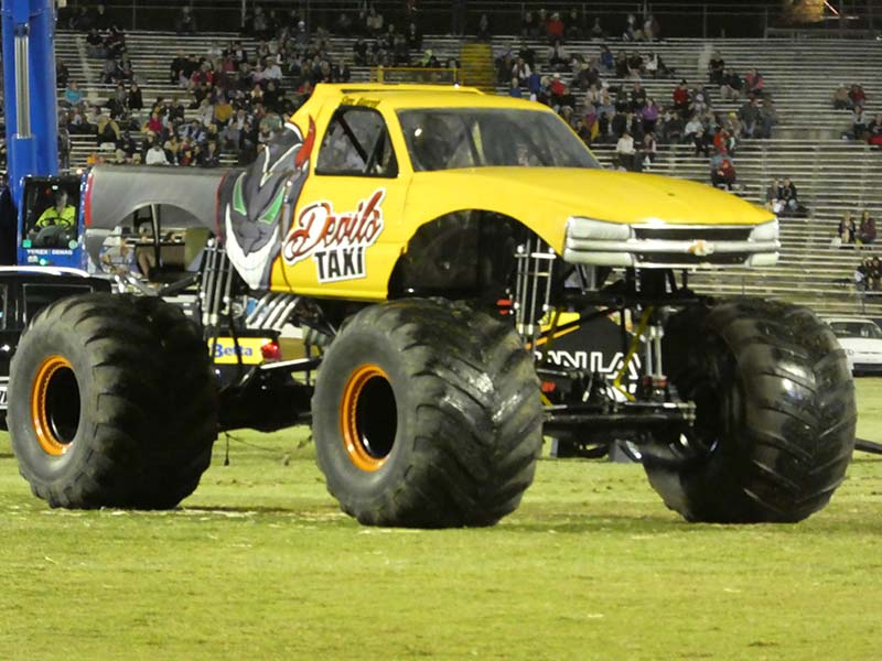 ekka monster truck