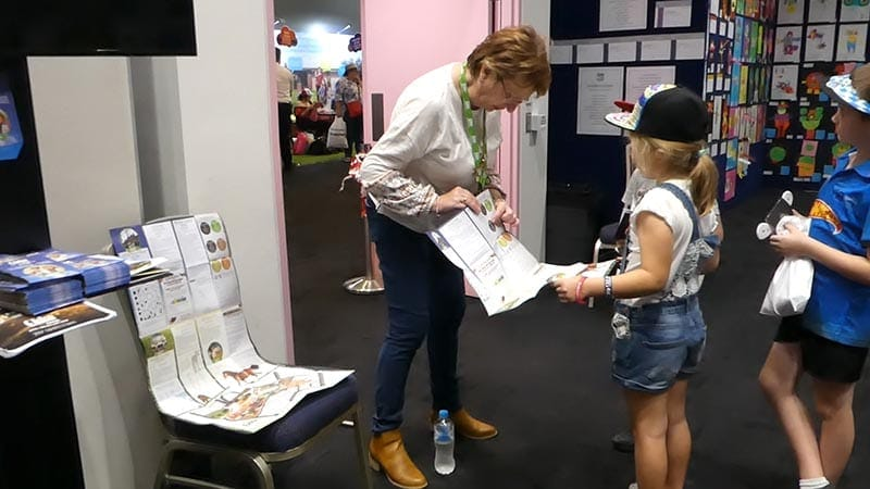 Ekka Learning Trail