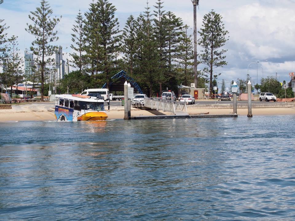 aquaduck gold coast boat