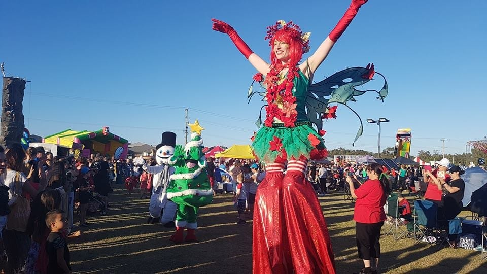Griffin Christmas Carnival