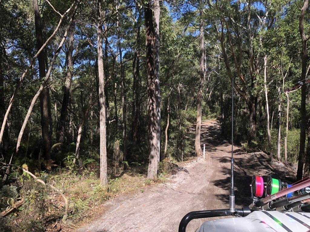 4WD off the beaten track