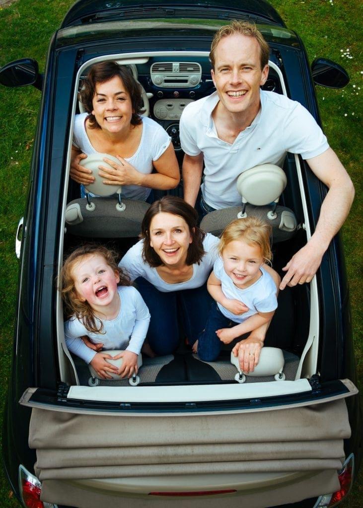 short family holidays image