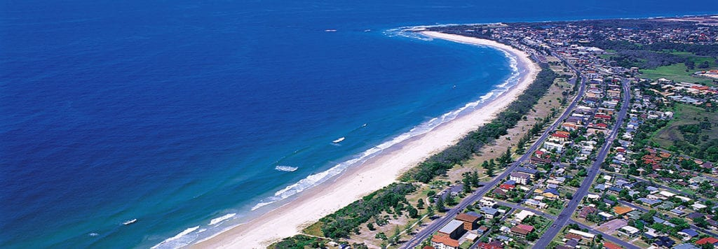 Kingscliff North tweed Coast Holiday