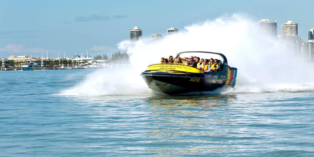 jet boat gold coast