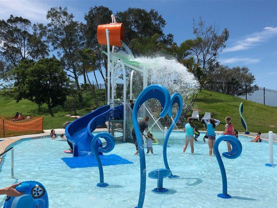 sandgate aquatic centre splash