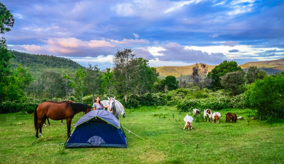 Camping Toowoomba