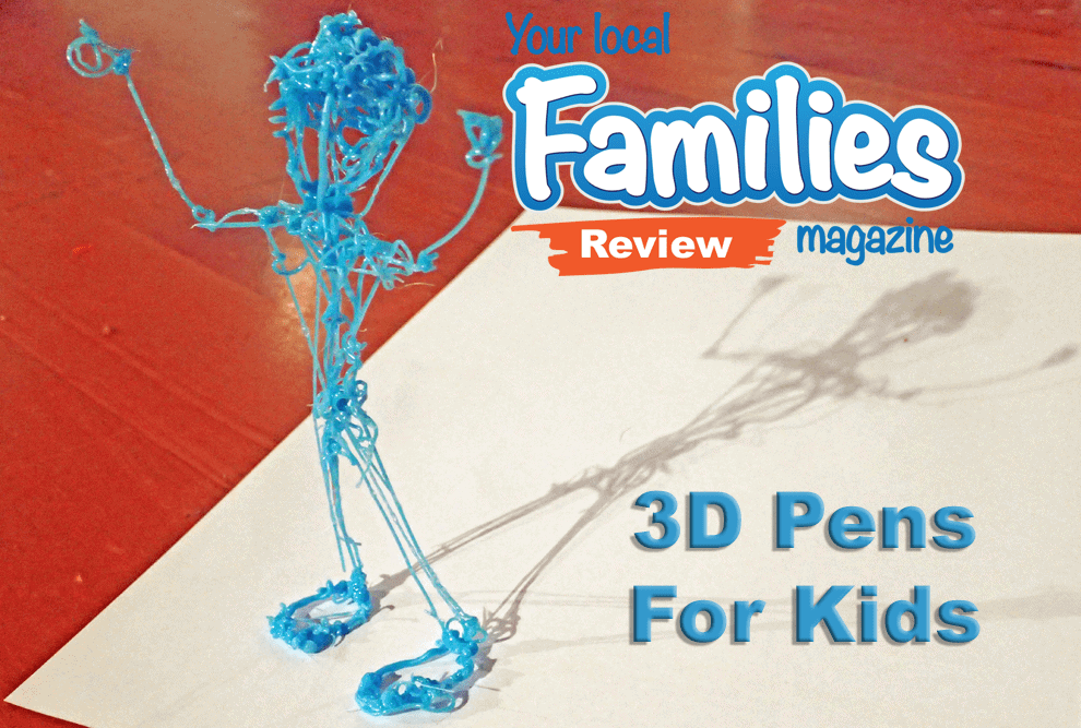 Review of child friendly 3D pens