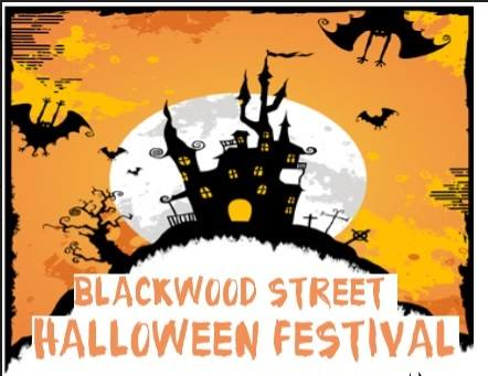 Blackwood street Halloween Festival, Mitchelton