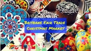 Brisbane Fair Trade Christmas Market | Nathan