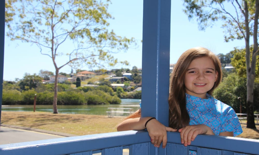 Tweed Coast Holiday Parks Boyds Bay view from cabin