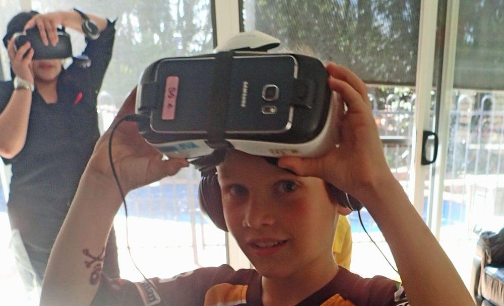 virtual reality brisbane image