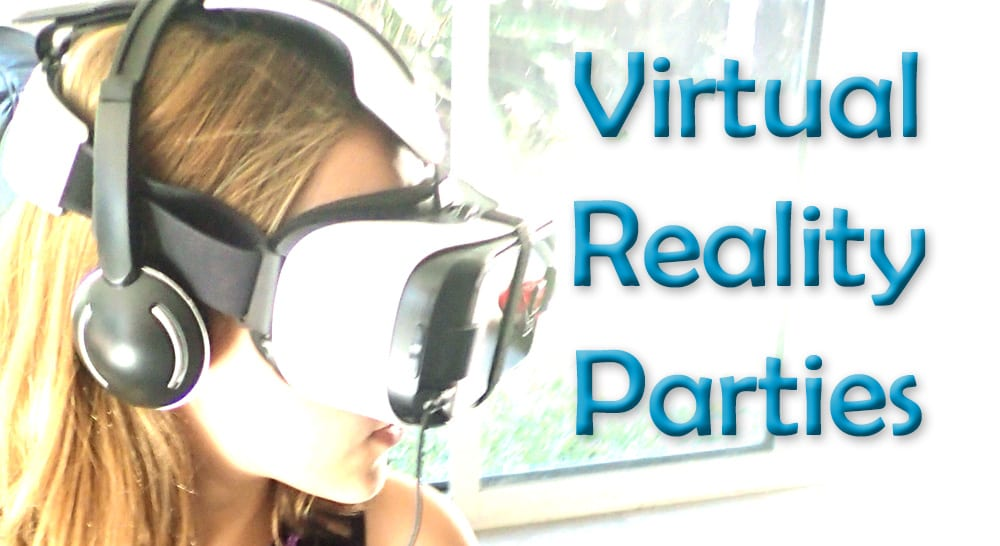 Virtual Reality Brisbane - Hiring VR for kids' birthday parties in Brisbane