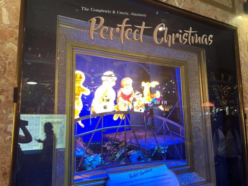 Myer Christmas Windows