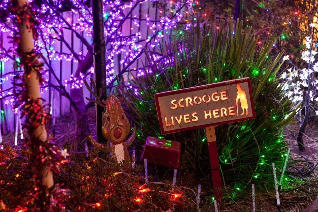 Christmas Lights Brisbane North - Joyner