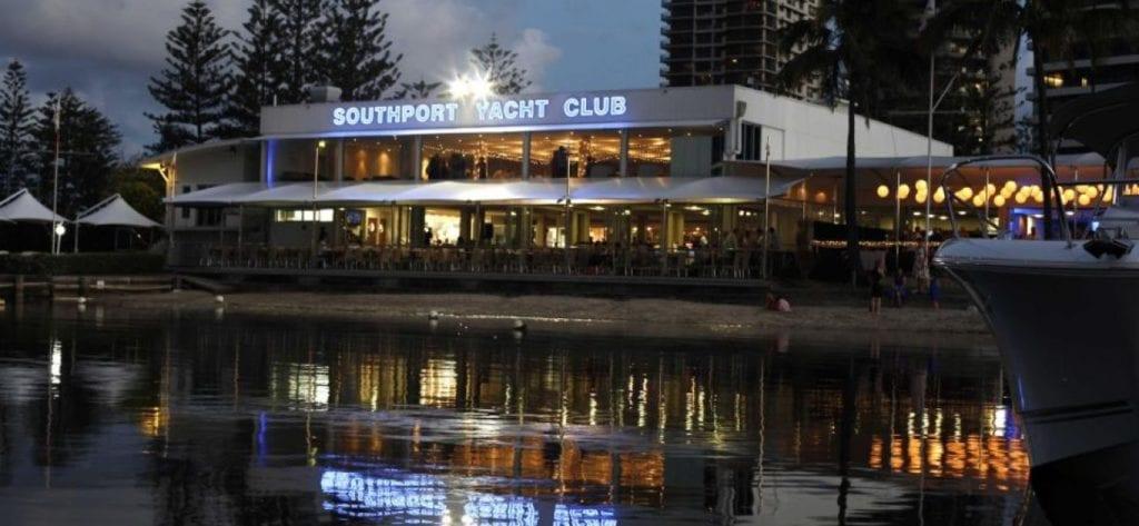 Carols on the Broadwater Southport Yacht Club