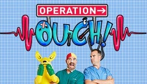 Operation Ouch Live! South Brisbane