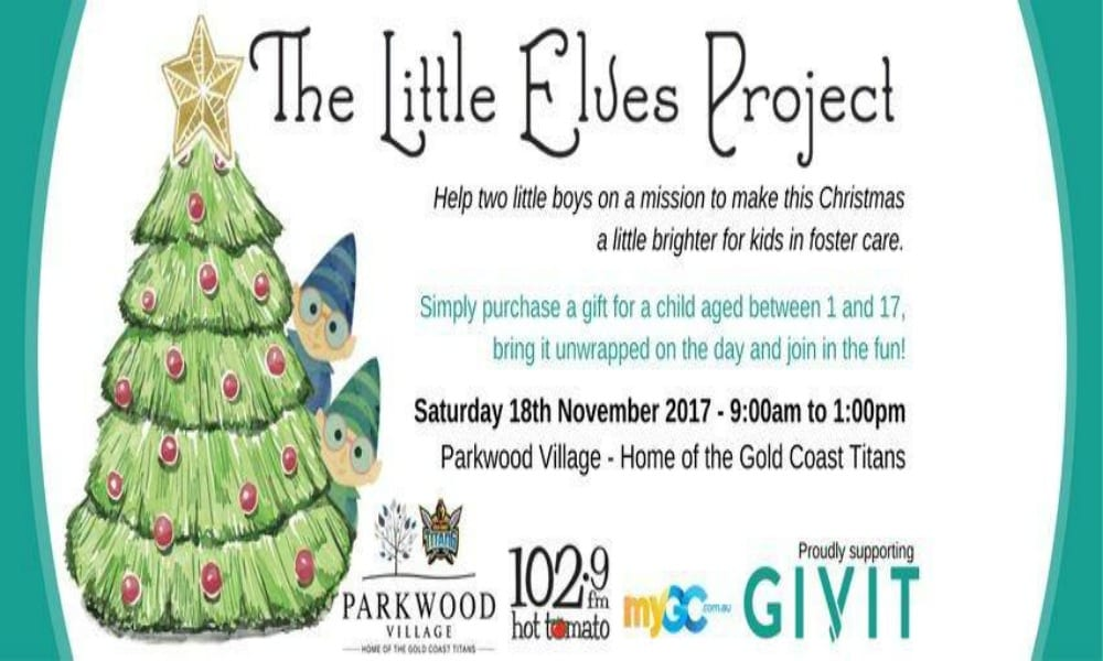 The little elves project 1