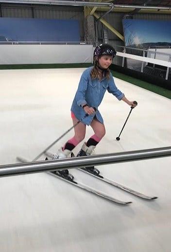 Urban Xtreme ski