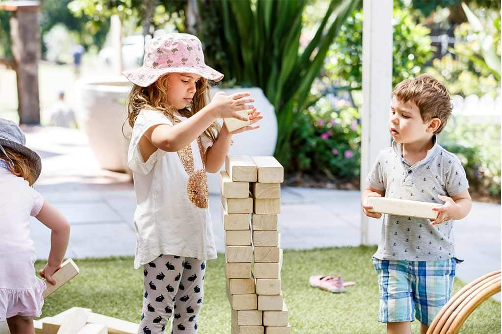 Giant Yard Games - Giant Jenga