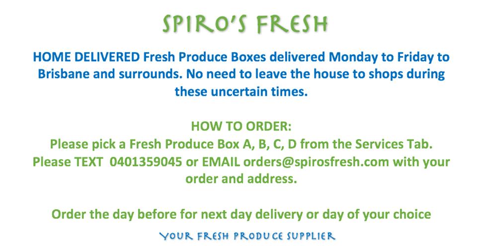 fruit and veg delivery brisbane