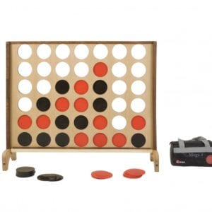 giant yard games - connect four