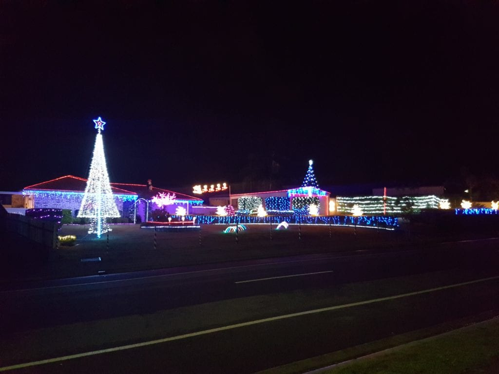 christmas lights caboolture