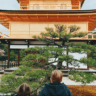 kinkakuji temple travelling japan with kids