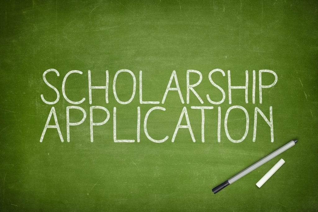 How to apply for a scholarship – and get it!