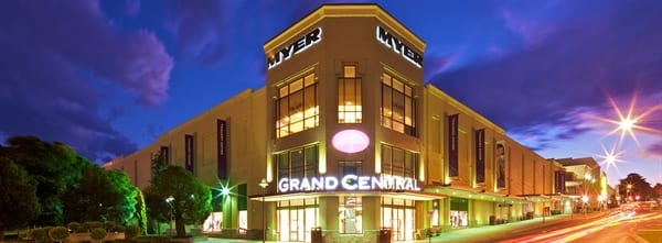 grand central shopping toowoomba feature