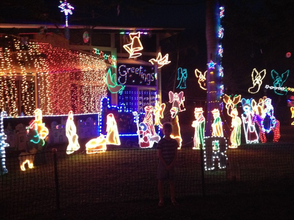 christmas lights brisbane south