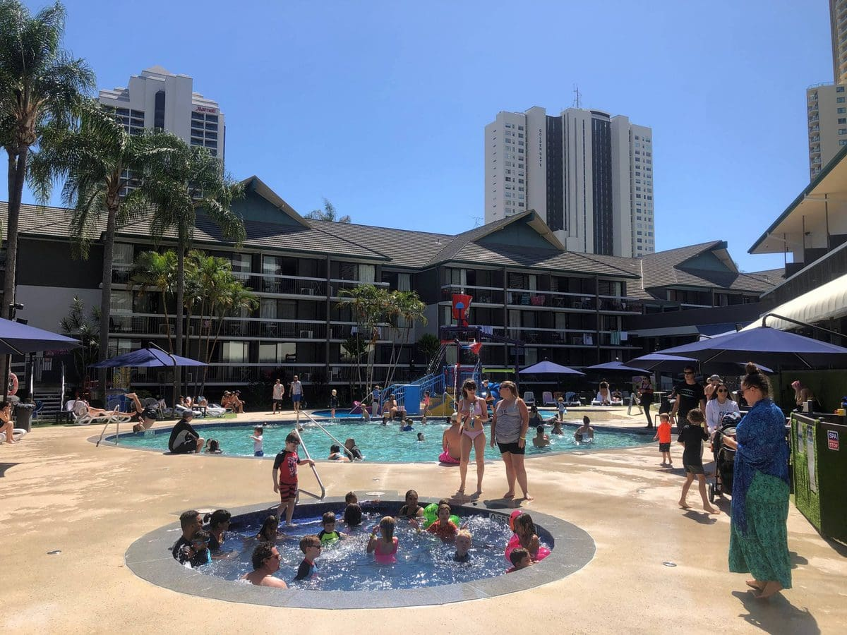 Paradise Resort Lagoon Pool & Spa
