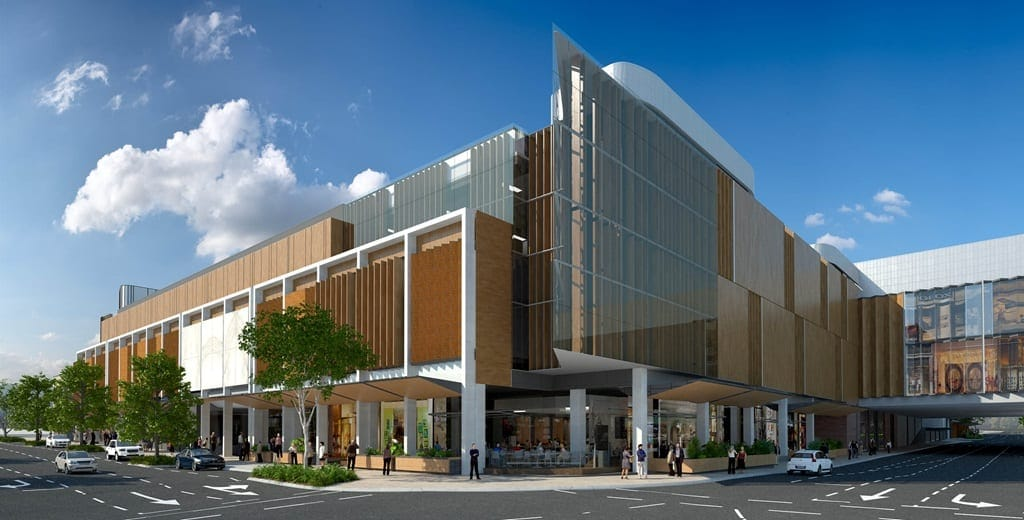 grand central shopping toowoomba design