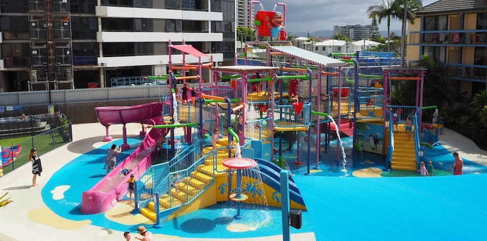 Paradise Resort Gold Coast How to turn 20 days of annual leave into 8 family holidays