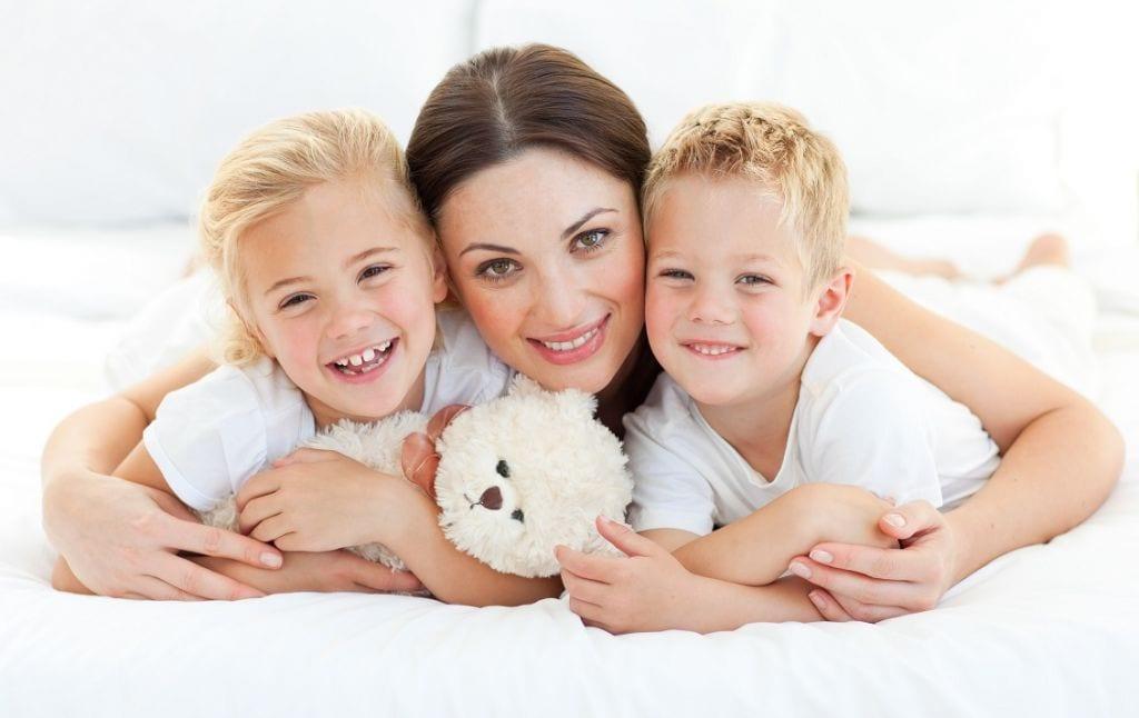 new years resolution mum with kids