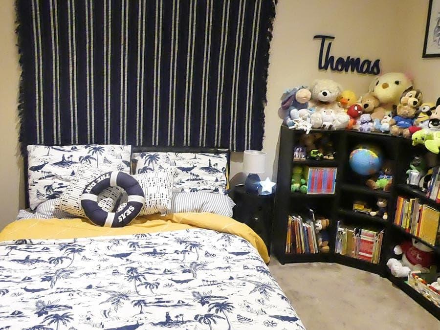 Pillow Talk Boys Room