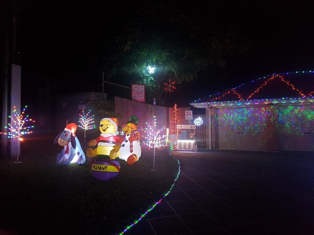 christmas lights brisbane north