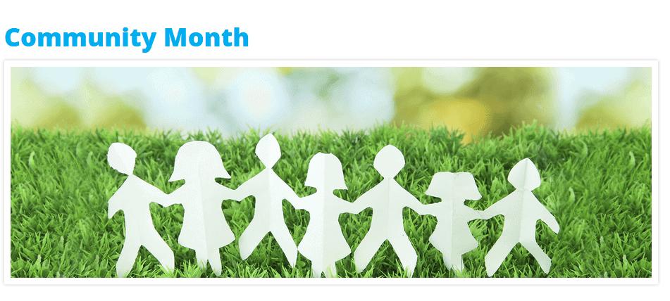 community month