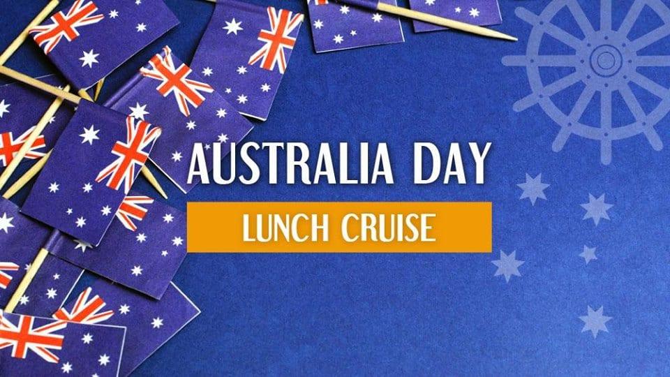 Australia Day lunch cruise