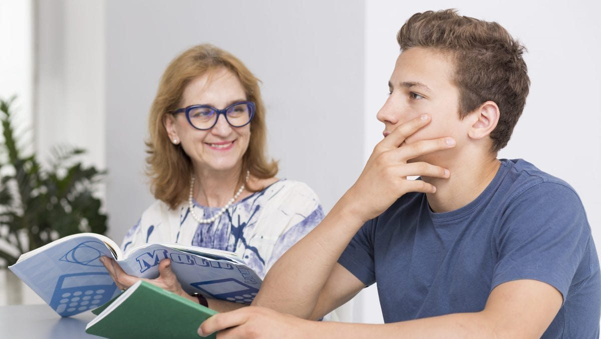 High school tutor home tutoring maths