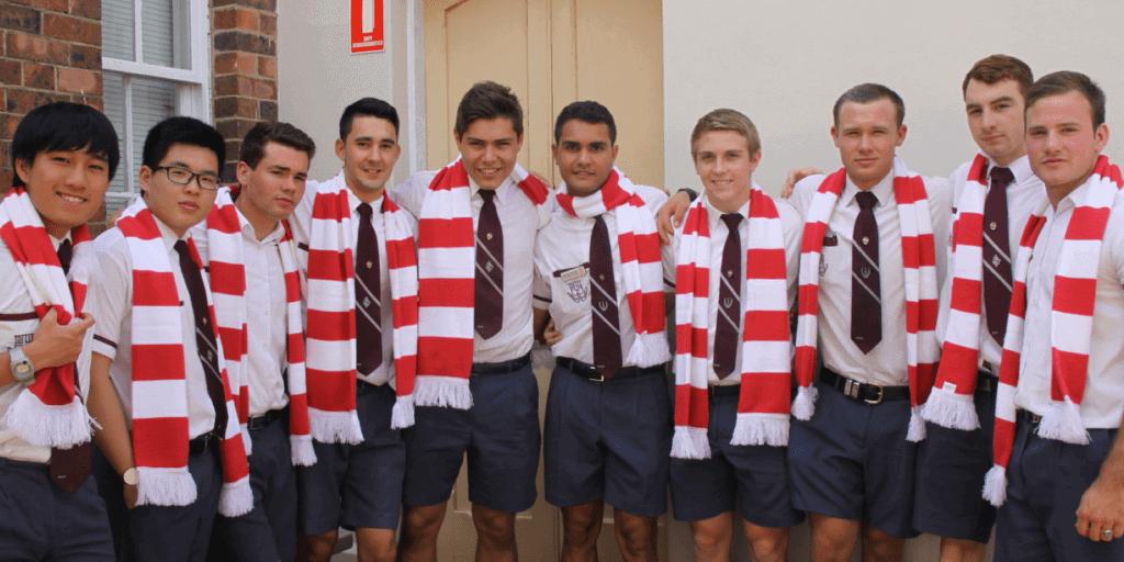 ipswich grammar school boys together