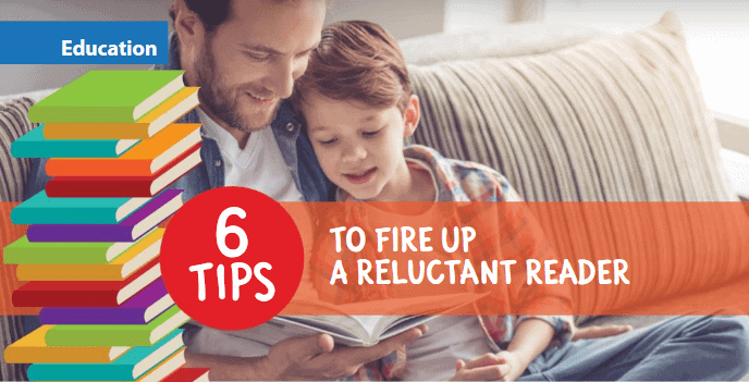 how to encourage reading