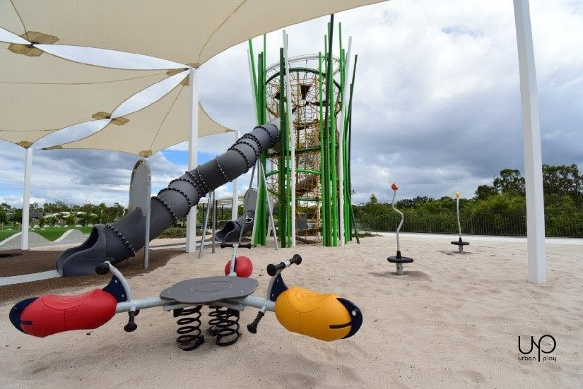 Yarrabilba Playground - playgrounds in south east queensland