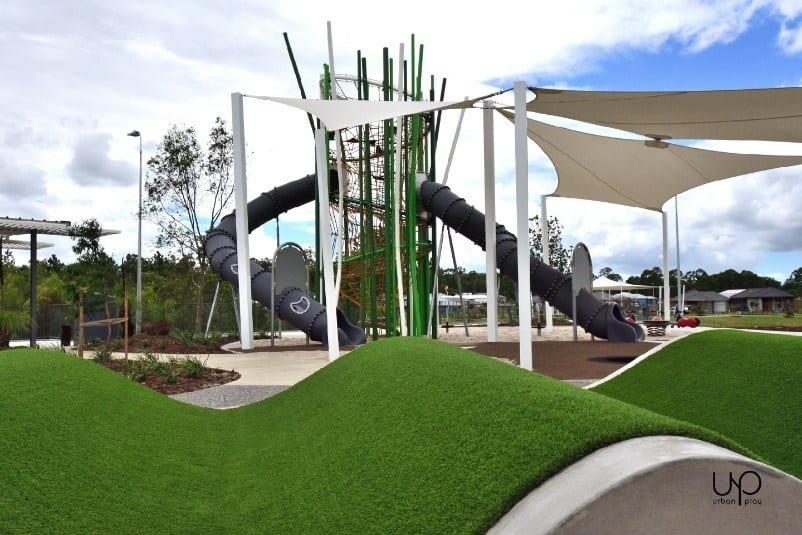 Yarrabilba Playground Buxton Ave