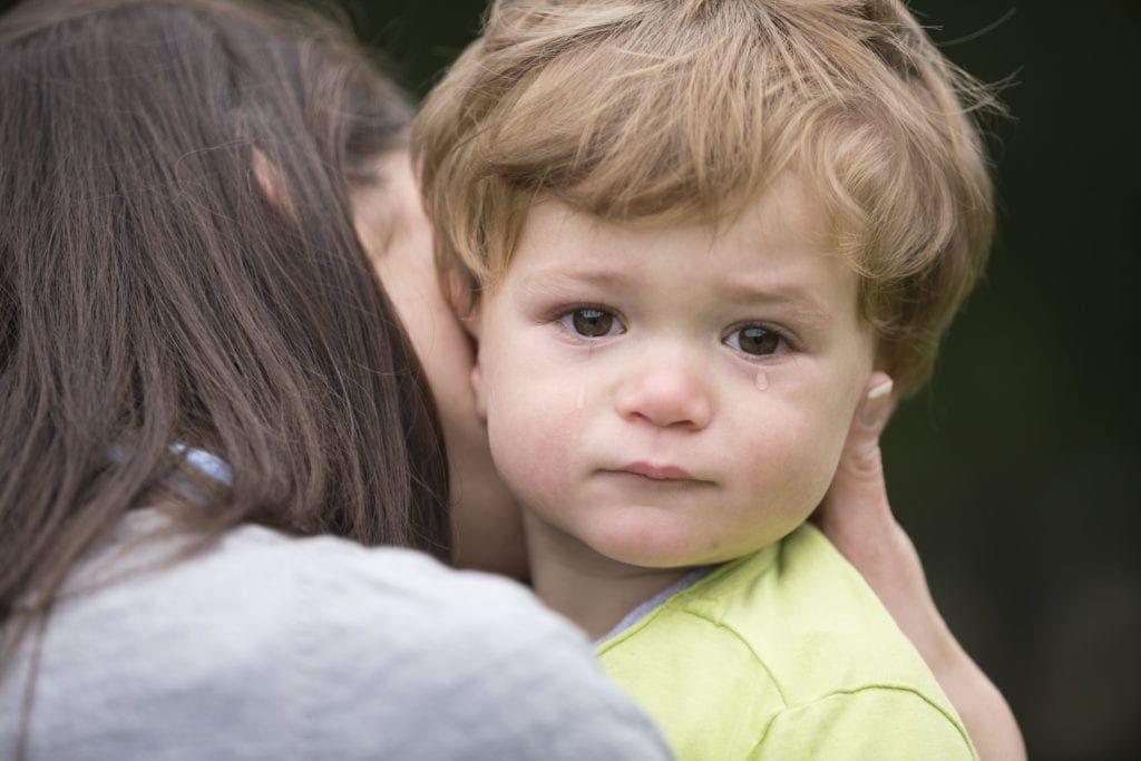 attachment strategies sad boy