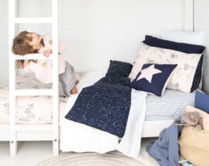 Pillow Talk win a $250 kids bedroom makeover