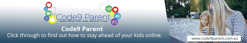 code9 parent roblox keeping kids safe online