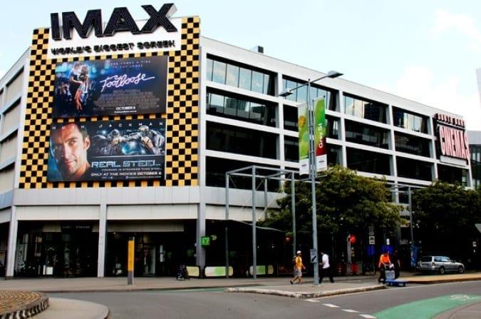 South Bank Cineplex