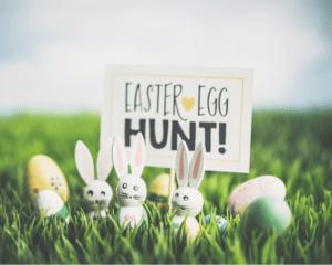 Brisbane Easter Egg Hunt Eggstravaganza
