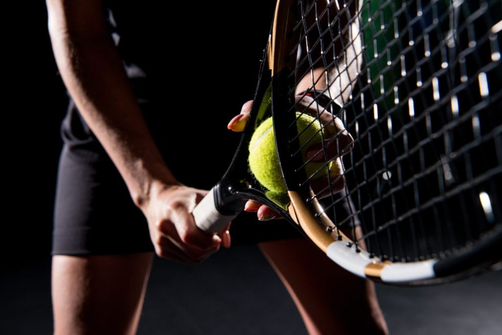 places to play tennis in brisbane